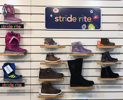 Luers - Stride Rite baby and preschool children's quality shoes and boots