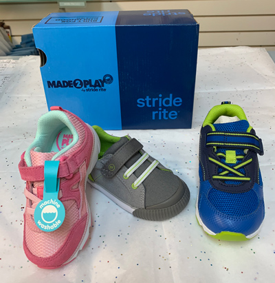 Luers - Stride Rite quality shoes for babies and preschool children
