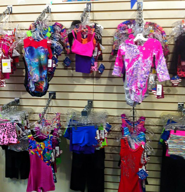 Luers - a full array of dancewear, gymnastics, and dance fashions in Springfield, IL, Central Illinois.