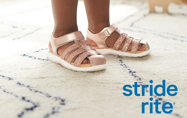 Luers Group :: StrideRite footwear for children in Springfield, IL, Central Illinois.